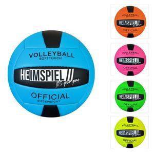 Volleyball - Heimspiel - Größe 5 - verschiedene Farben
