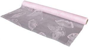 Organza - 0,5 x 5 m - rosa