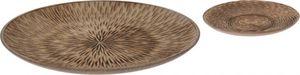 Dekoschale - aus Holz - Ø = 39 cm - 1 Stück
