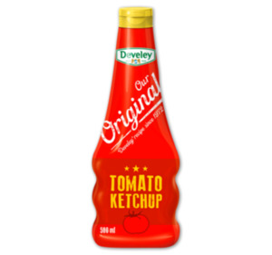 DEVELY Our Original Ketchup
