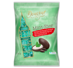 DOUCEUR Mint-Eier