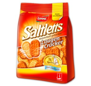 LORENZ Saltletts Laugencracker