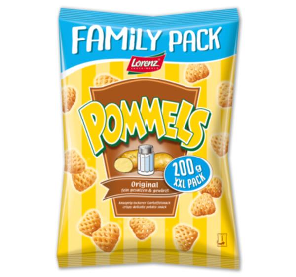 LORENZ Pommels