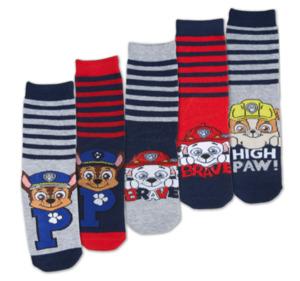 PAW PATROL, DRAGONS oder FEUERWEHRMAN SAM Jungen-Socken