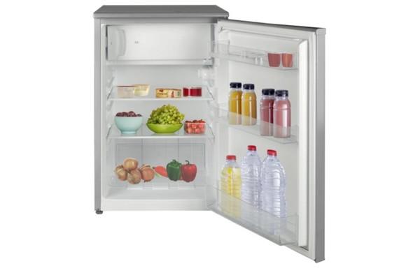 Bomann Kühlschrank Vs 366 : Stand kühlschrank kvf bg grau von poco einrichtungsmarkt