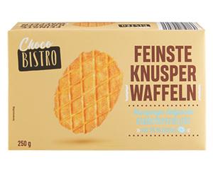 Choco BISTRO Feinste Knusperwaffeln