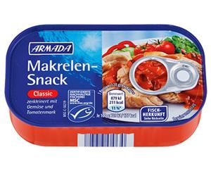 ARMADA Makrelen-Snack