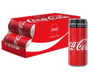 Coca-Cola®  Friendspack, 10 x 0,33 l