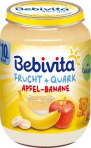 Bebivita Apfel-Banane / Quark 190 g