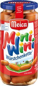 Meica Mini Wini Würstchenkette Glas 190g
