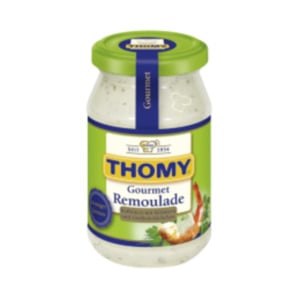 Thomy Remoulade oder Delikatess Mayonnaise