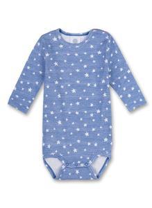 Baby Langarmbody Stern für Jungen