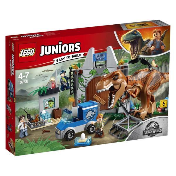 LEGO Juniors 10758 Ausbruch des T- Rex