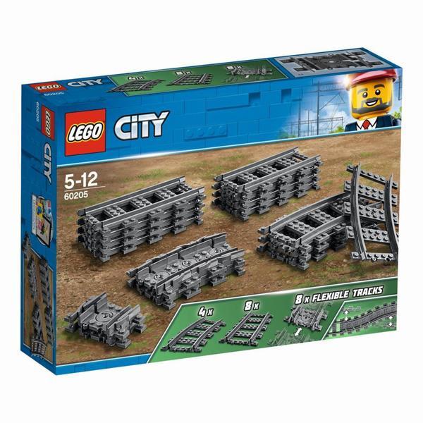 LEGO City 60205 Schienen