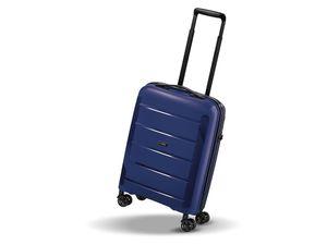 TOPMOVE® Polypropylen-Koffer 29L, blau