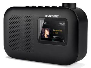 SILVERCREST® DAB+ -Radio