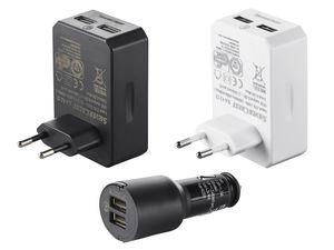 SILVERCREST® USB-Ladegerät