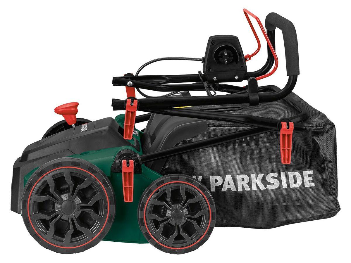 Bild 2 von PARKSIDE® Elektro-Vertikutierer/-Rasenlüfter