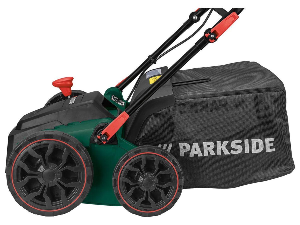 Bild 3 von PARKSIDE® Elektro-Vertikutierer/-Rasenlüfter