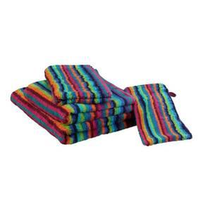"""Cawö             Duschtuch """"Streifen Mode"""", 100% Baumwolle, gestreift, 70 x 140 cm"""