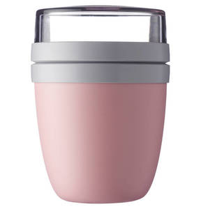 """Mepal             Lunchpot """"Ellipse"""", nordic pink"""