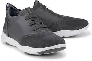 Sneaker Nebula von Geox in grau für Herren. Gr. 40,41,42,43