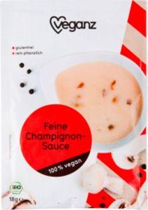 Bio Veganz Feine Champignon-Sauce 18g