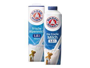 """Bärenmarke """"Die frische Milch"""""""