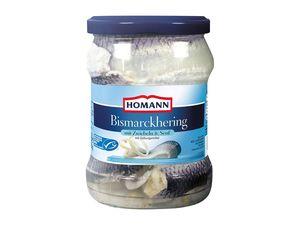 Homann Bismarck-/ Brathering/Rollmops