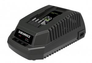Duramaxx Akku-Ladegerät 40 V ,  kompatibel mit Greenworks 40 V Akkus