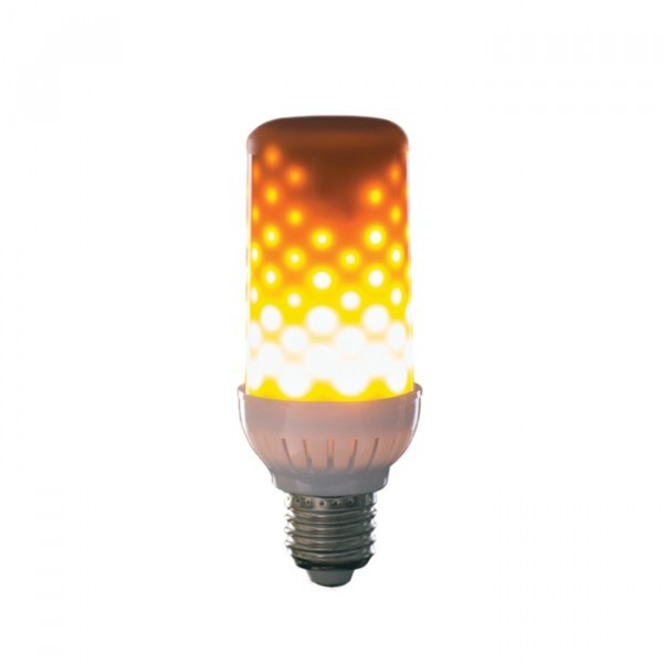 LED Flammenlicht Opal ,  E 27 - 3 W