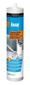 Knauf Sanitär-Silikon ,  samtschwarz, 300 ml