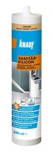 Knauf Sanitär-Silikon ,  caramel, 300 ml