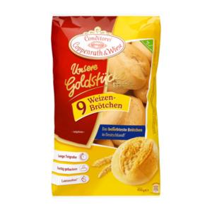 Coppenrath & Wiese Unsere Goldstücke Weizen-Brötchen
