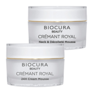 BIOCURA  	   Crémant Royal Mousse