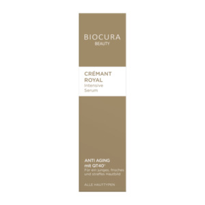 BIOCURA  	   Crémant Royal Intensive Serum