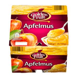 GOLDEN FRUIT     Apfelmus