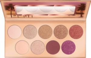 essence cosmetics Lidschatten Olá Rio eyeshadow palette mehrfarbig 04