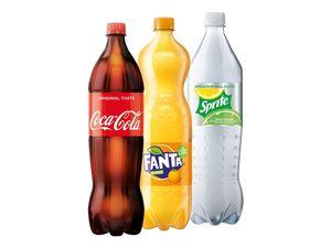 Coca-Cola/Fanta/Sprite/Mezzo Mix