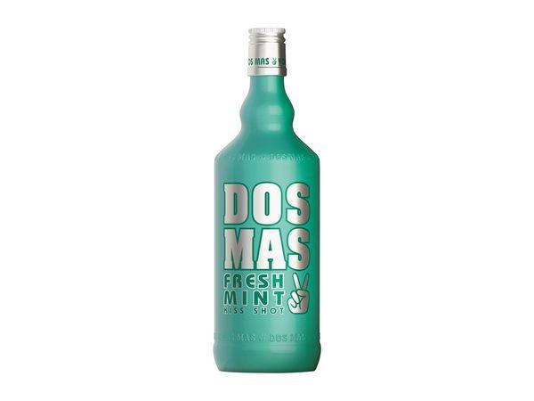 Dos Mas Fresh Mint Kiss Shot 17% Vol