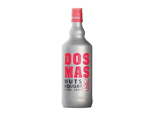 Dos Mas Nuts Nougat Hazel Shot 17% Vol