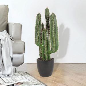 Künstlicher Columnar-Kaktus im Topf 70cm