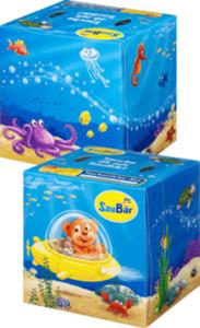 SauBär Taschentücher Box Kids
