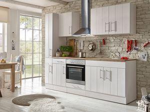 respekta Premium Küchenblock Landhaus 240 cm