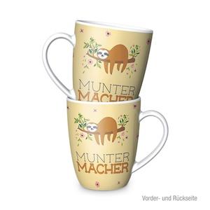 Becher ´´Muntermacher´´ 250ml