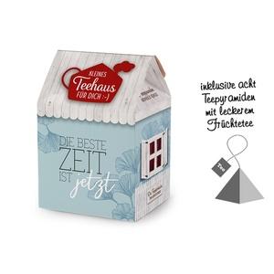 Teehaus ´´Die beste Zeit ist jetzt´´ 17,82 € / 1000g