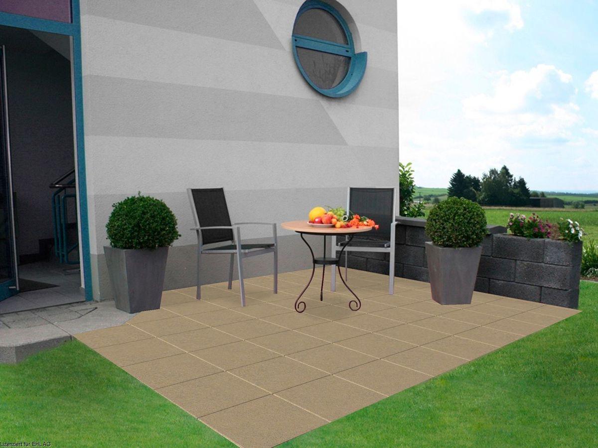Bild 3 von EHL Terrassensystem Set Sestino