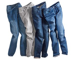Blue Motion Jogg-Pants, denim