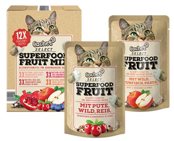 Cachet Select Superfood Box Von Aldi Sud Ansehen