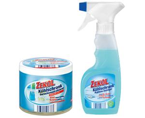 ZEKOL Kühlschrank-Hygiene-Sortiment